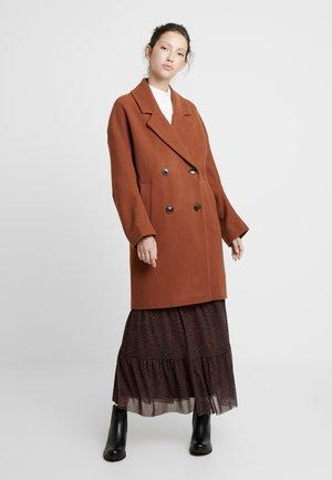 HANNE COAT - Manteau classique - auburn