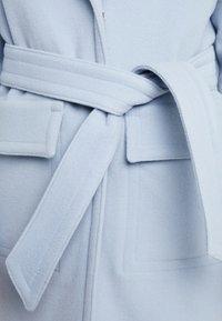 EDITED - ELIAS COAT - Manteau classique - light blue - 6