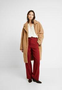 EDITED - BRADON COAT - Zimní kabát - camel - 1