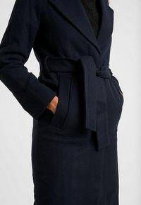 EDITED - CECILIA COAT - Classic coat - navy - 4