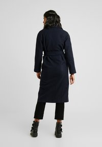 EDITED - CECILIA COAT - Classic coat - navy - 2