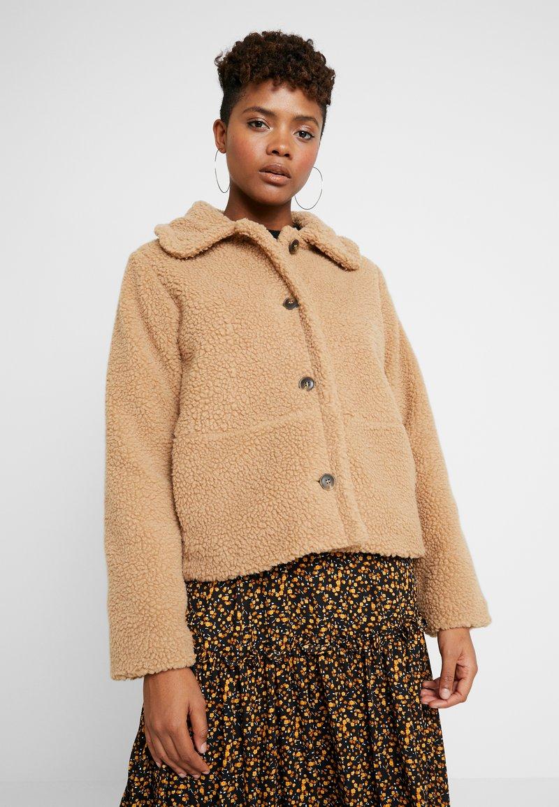 EDITED - FABIO - Classic coat - camel