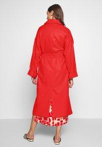 EDITED - SANTO COAT - Classic coat - rot - 2