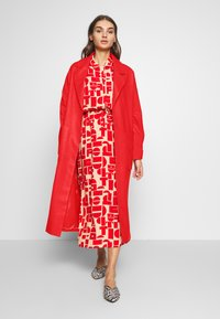 EDITED - SANTO COAT - Classic coat - rot - 1