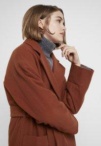 EDITED - SANTO COAT - Classic coat - braun - 3