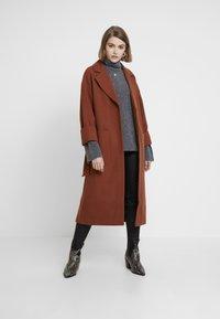 EDITED - SANTO COAT - Classic coat - braun - 1