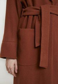EDITED - SANTO COAT - Classic coat - braun - 5