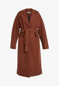EDITED - SANTO COAT - Classic coat - braun - 4