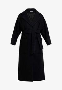 EDITED - SANTO COAT - Frakker / klassisk frakker - black - 3