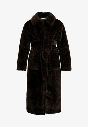 NACLA COAT - Winter coat - braun/dunkelbraun