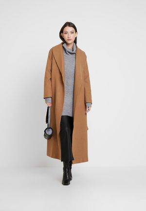 SHANE COAT - Cappotto classico - camel