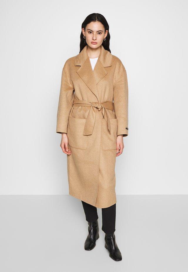 LORENA - Płaszcz wełniany /Płaszcz klasyczny - beige