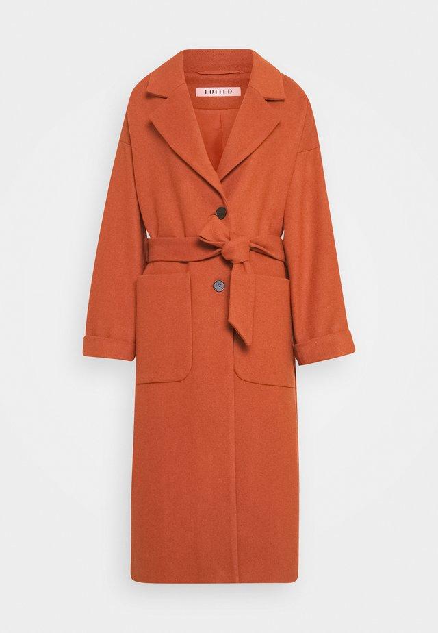 SANTO COAT - Cappotto classico - apricot