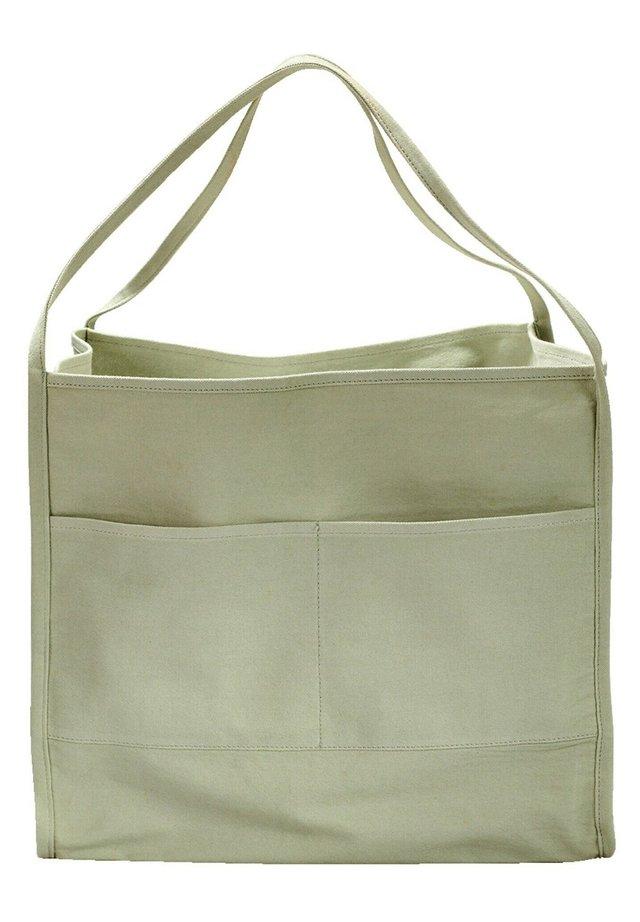 MERRIT - Shopping Bag - grün