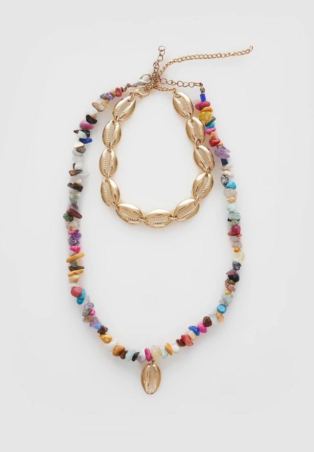 VISBY - Halskette - mischfarben
