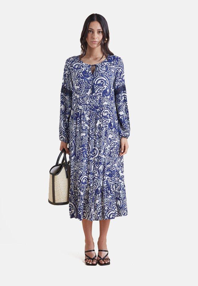Vestido informal - blu