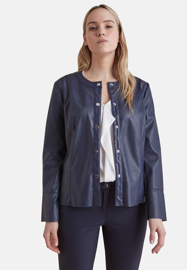 LOCHMUSTER - Light jacket - blu