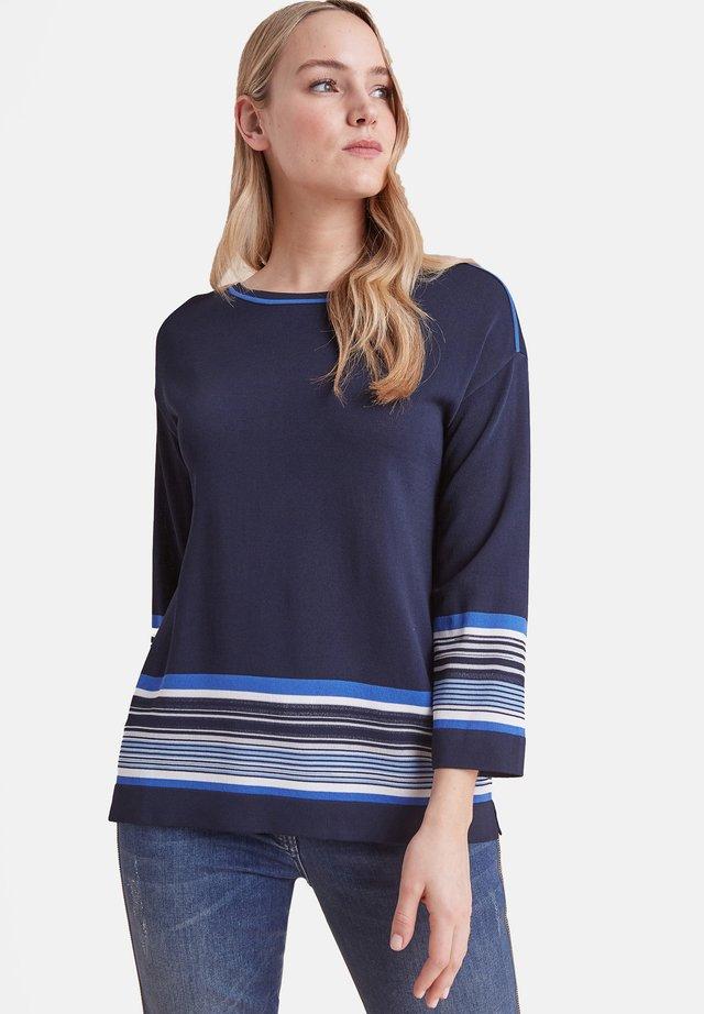 Jersey de punto - blu