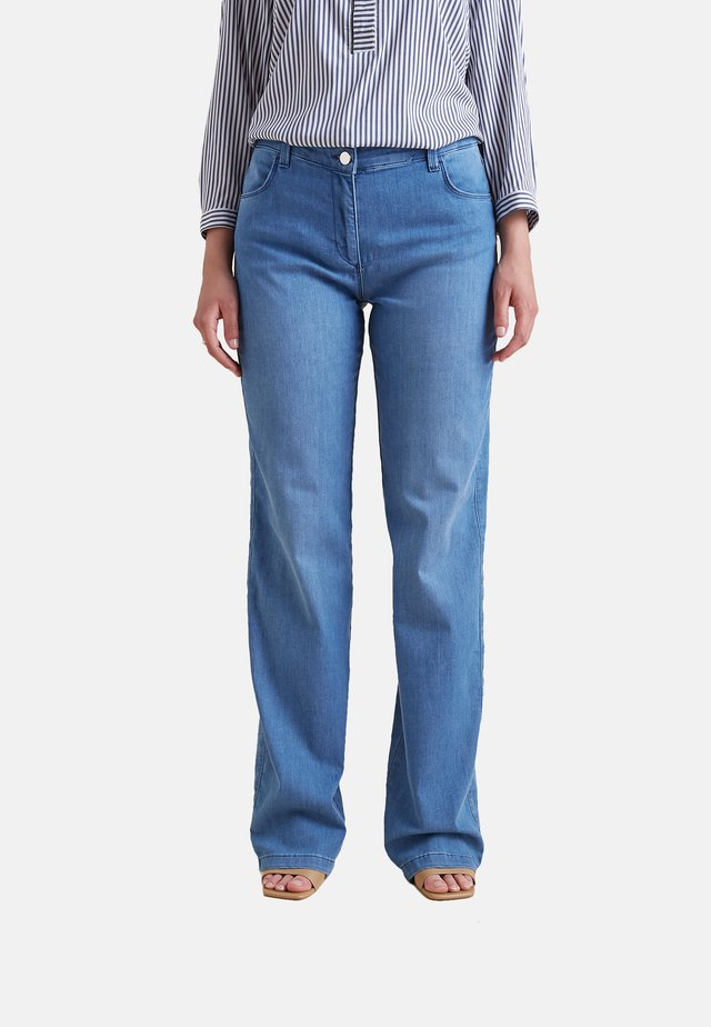 PALAZZO - Relaxed fit jeans - blu