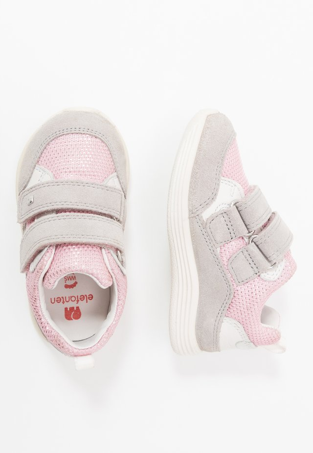 CHICO - Sneakers laag - grey/pink