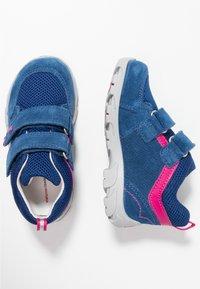 Elefanten - PAMELA - Baby shoes - blau - 0