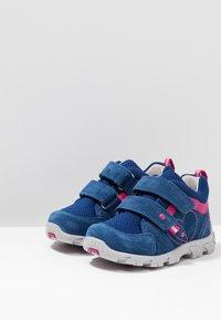 Elefanten - PAMELA - Baby shoes - blau - 3