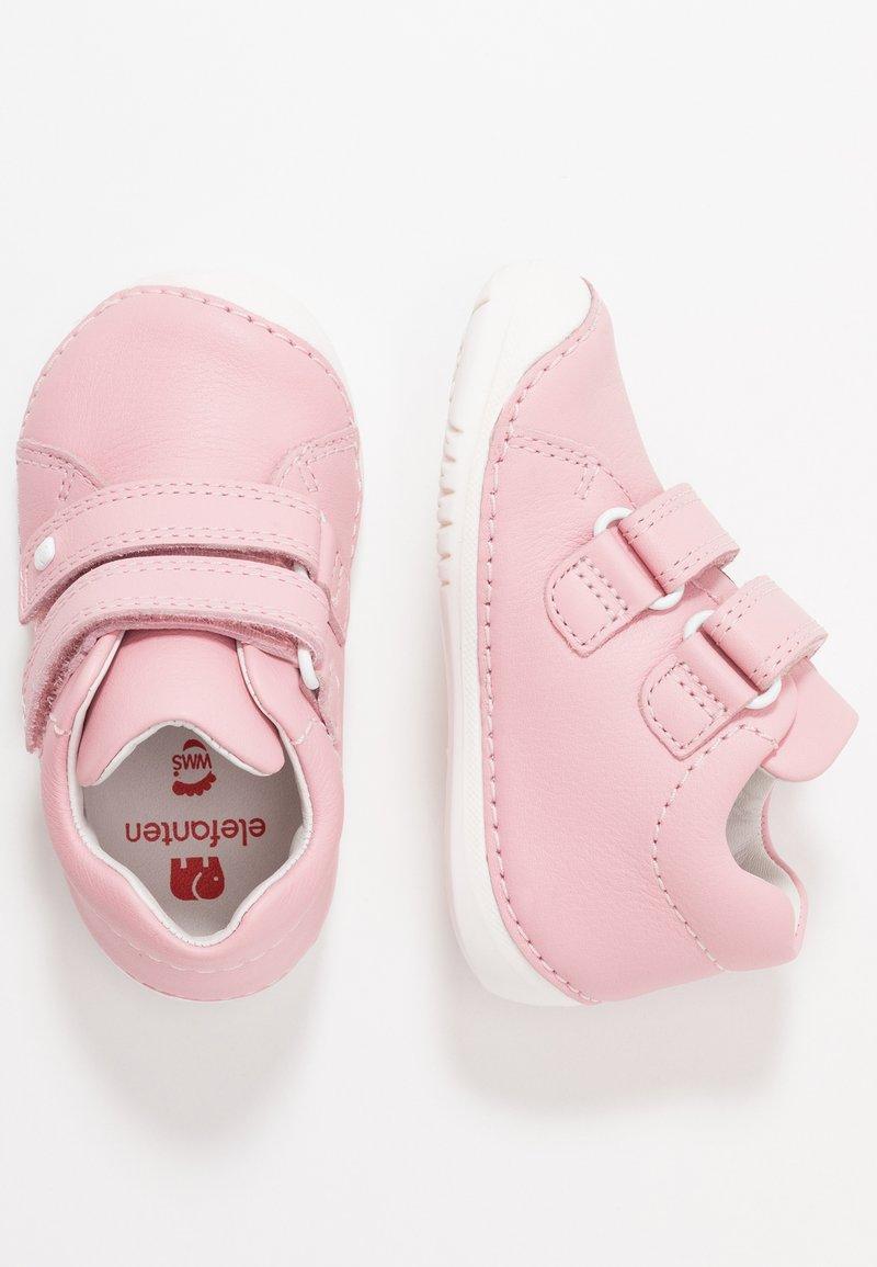 Elefanten - LOOP - Baby shoes - rose