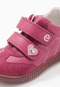 Elefanten - NILA - Touch-strap shoes - pink - 2