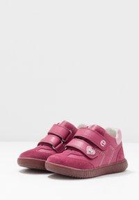 Elefanten - NILA - Touch-strap shoes - pink - 3