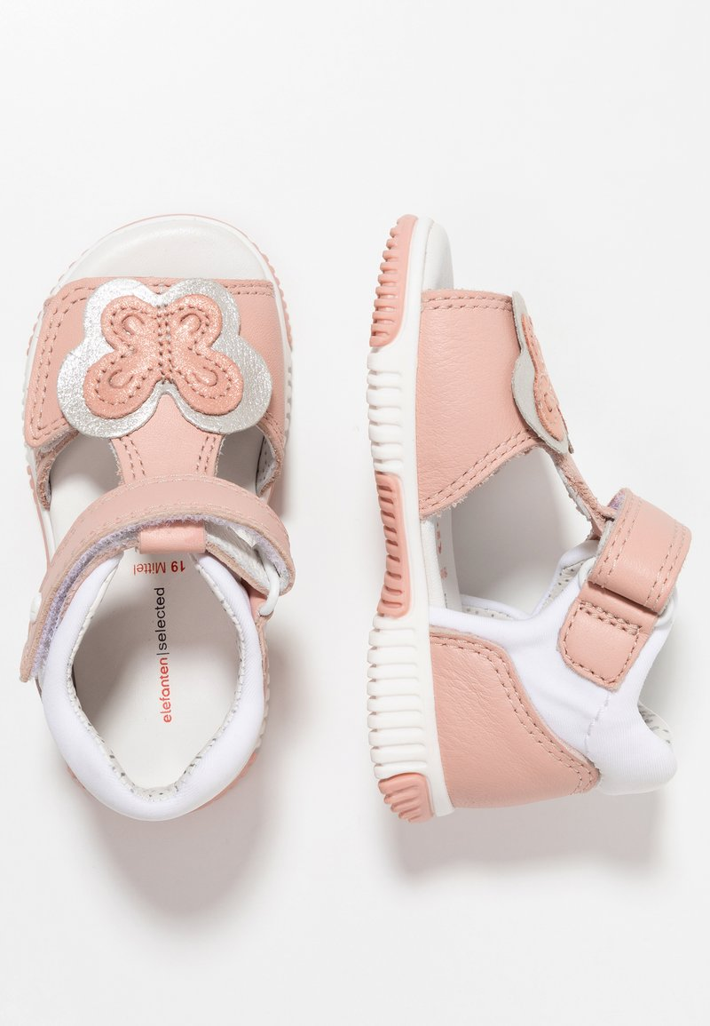 Elefanten - MARINA - Baby shoes - rose