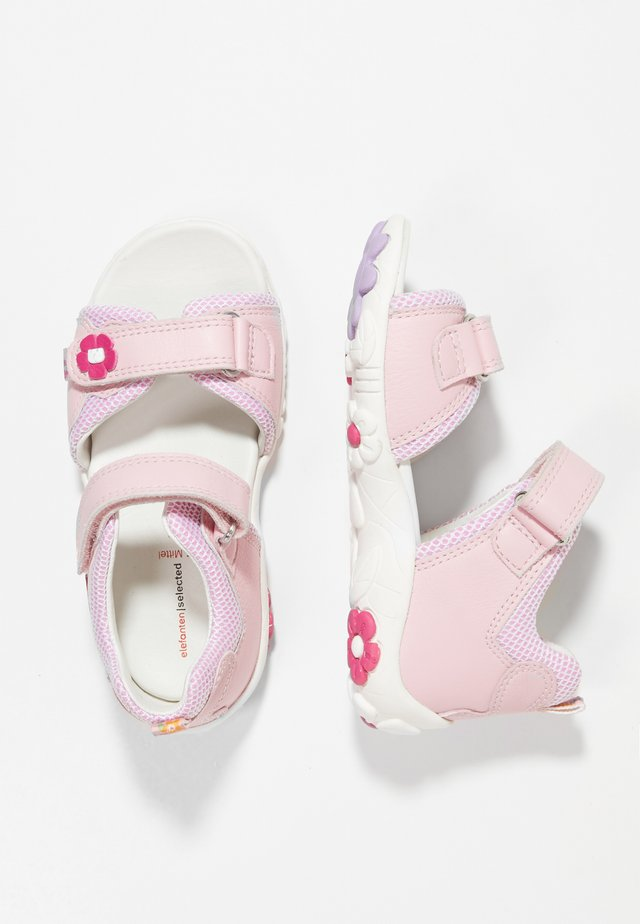 POLLY - Sandals - rose