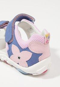 Elefanten - POLLY - Sandals - blue - 2