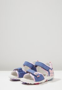 Elefanten - POLLY - Sandals - blue - 3