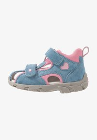 Elefanten - FRAPY - Baby shoes - light pink/blue - 1