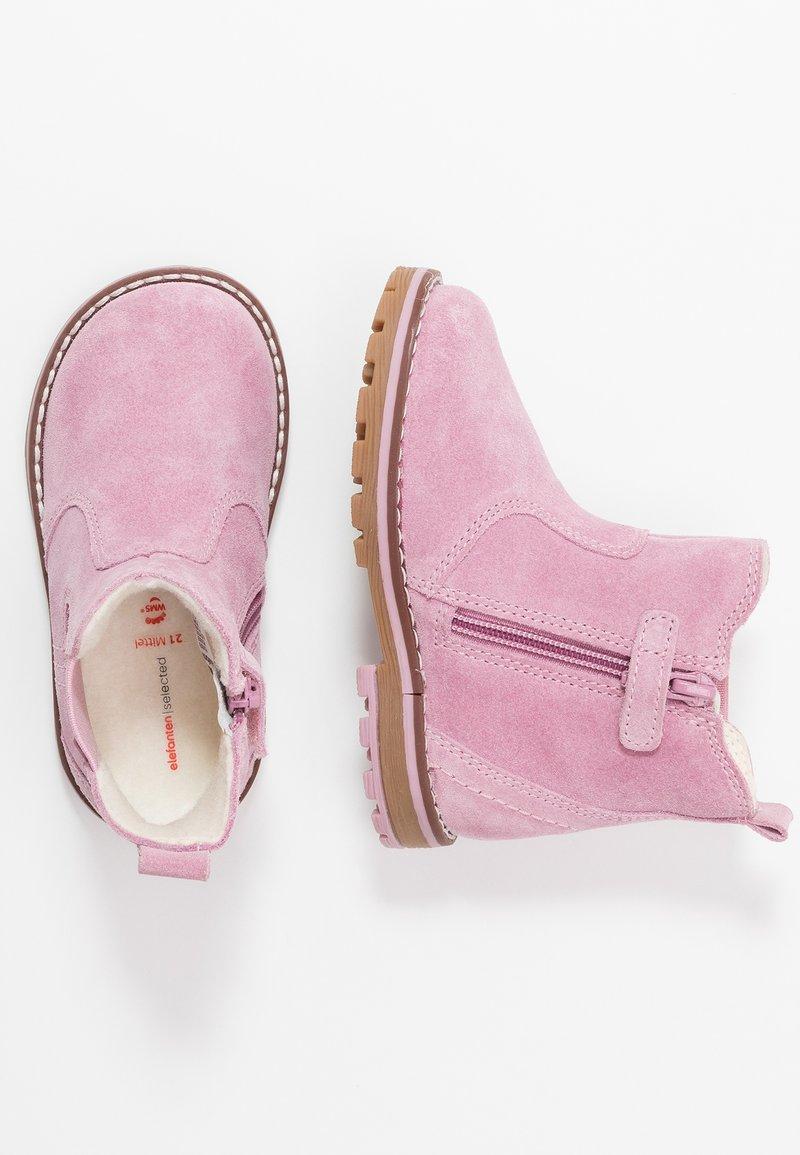 Elefanten - BOSS - Classic ankle boots - rose