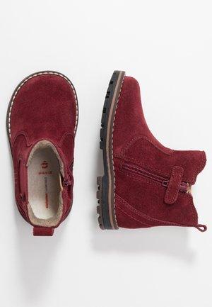 BOSS - Baby shoes - bordeaux