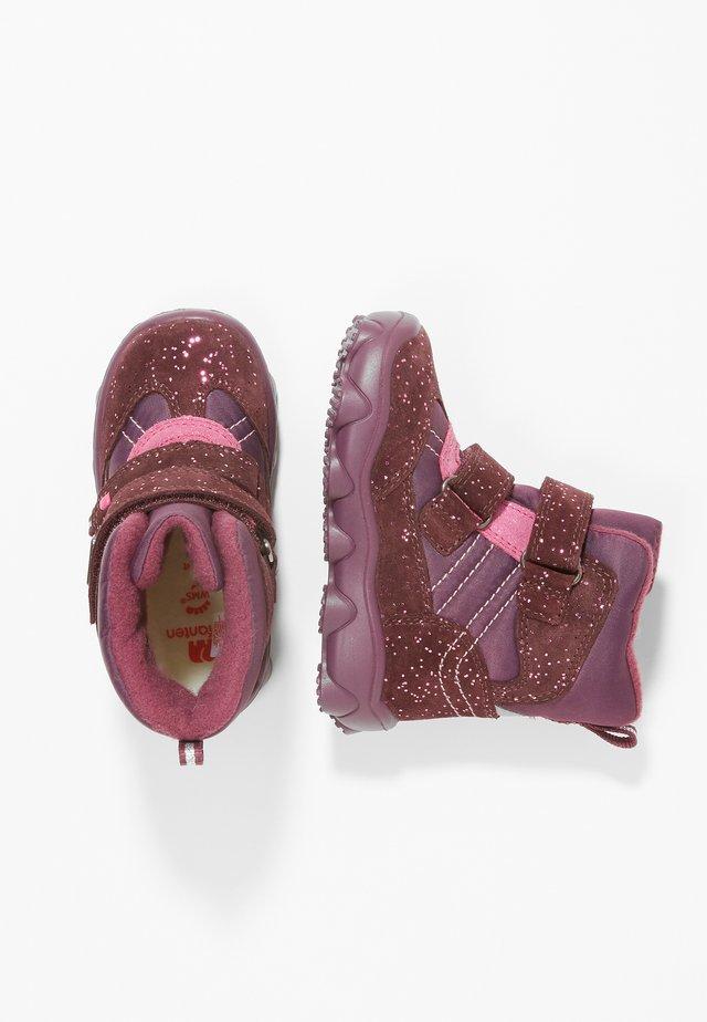 KLARA - Chaussures premiers pas - pflaume