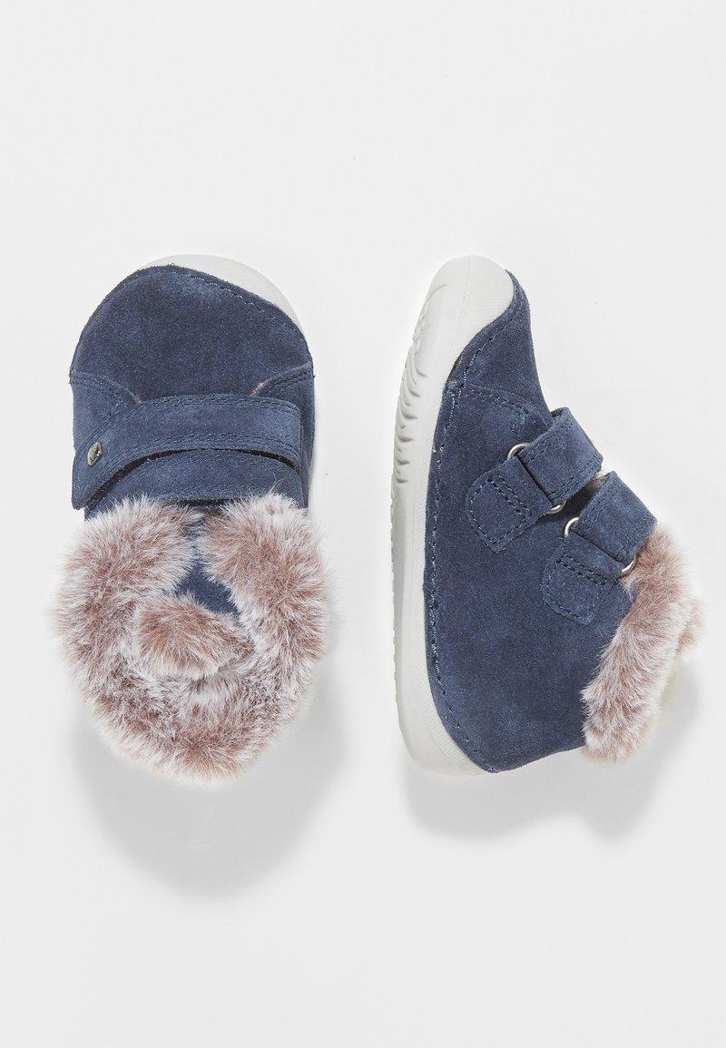 Elefanten - LUBEAR - Baby shoes - navy