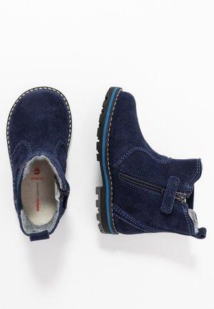 BOSS - Kotníkové boty - dunkelblau