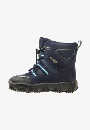 KRISS - Dětské boty - dunkelblau