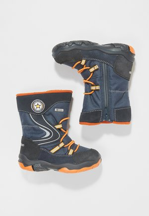GABRO - Baby shoes - navy
