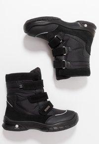 Elefanten - JOSHUA - Winter boots - schwarz - 0