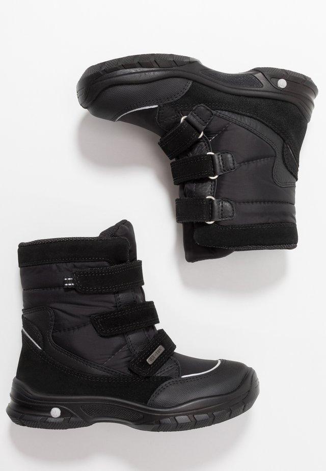 JOSHUA - Bottes de neige - schwarz