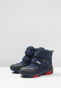 Elefanten - PIER - Winter boots - dark blue - 3