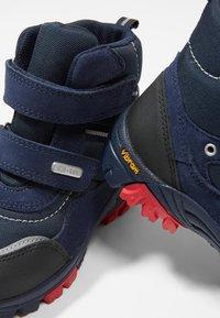 Elefanten - PIER - Winter boots - dark blue - 2