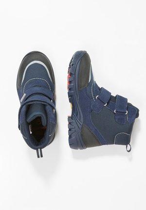 PIER - Winter boots - dark blue