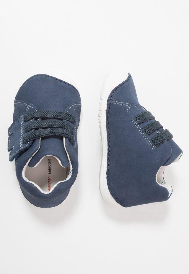 LISO - Lära-gå-skor - blue
