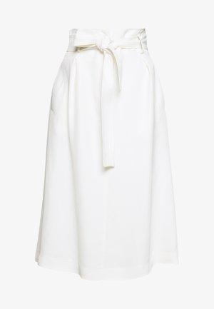 Áčková sukně - avorio
