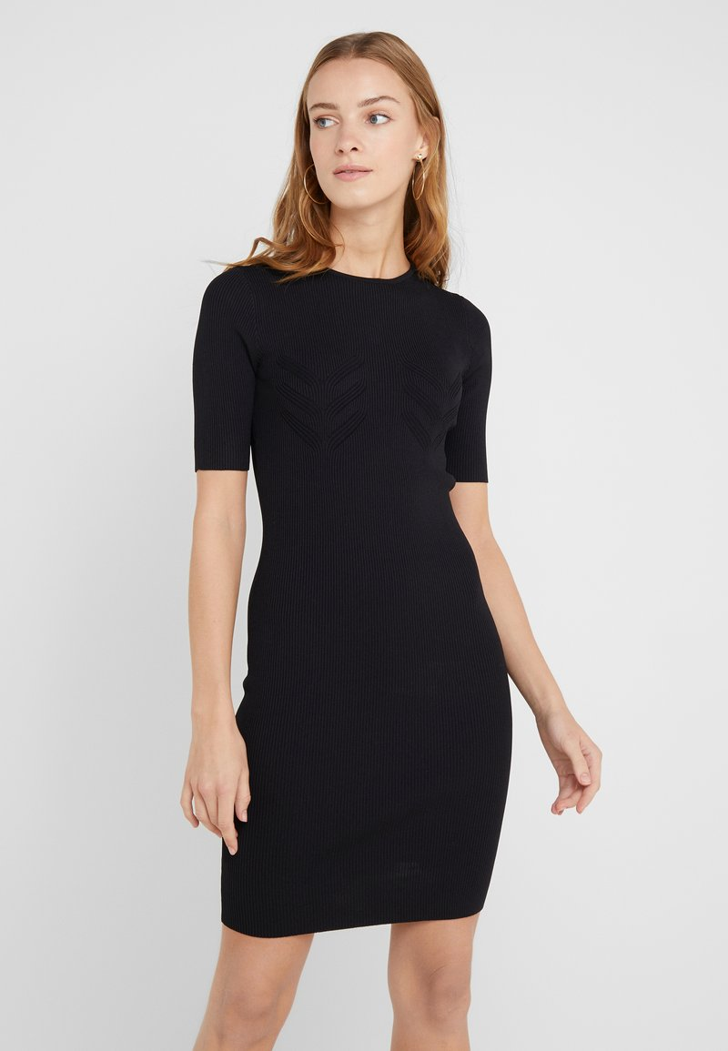 Elisabetta Franchi - Jumper dress - nero