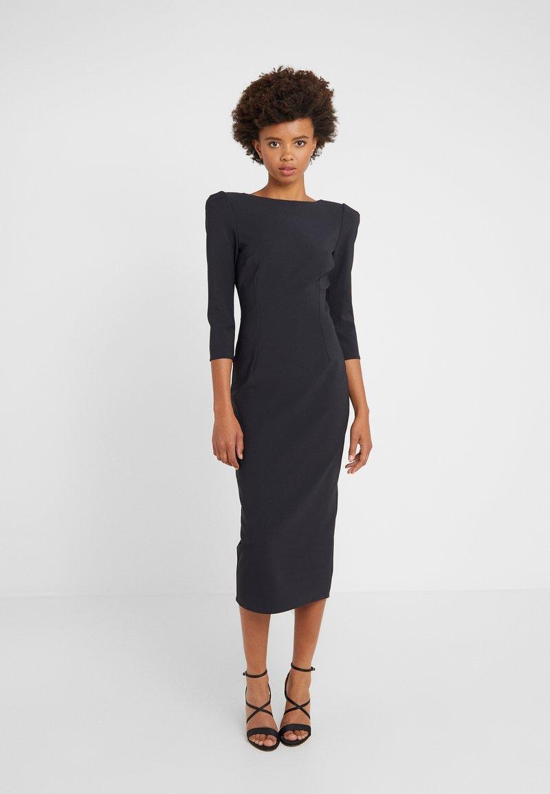 Elisabetta Franchi - Shift dress - nero